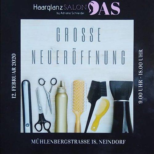 Adriana Schneiders Friseursalon Haarglanz Wolfsburg