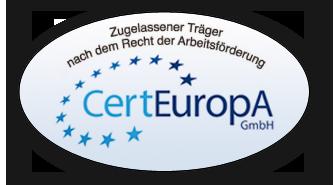 RVA Wolfsburg ist zertifiziert durch CertEuropA