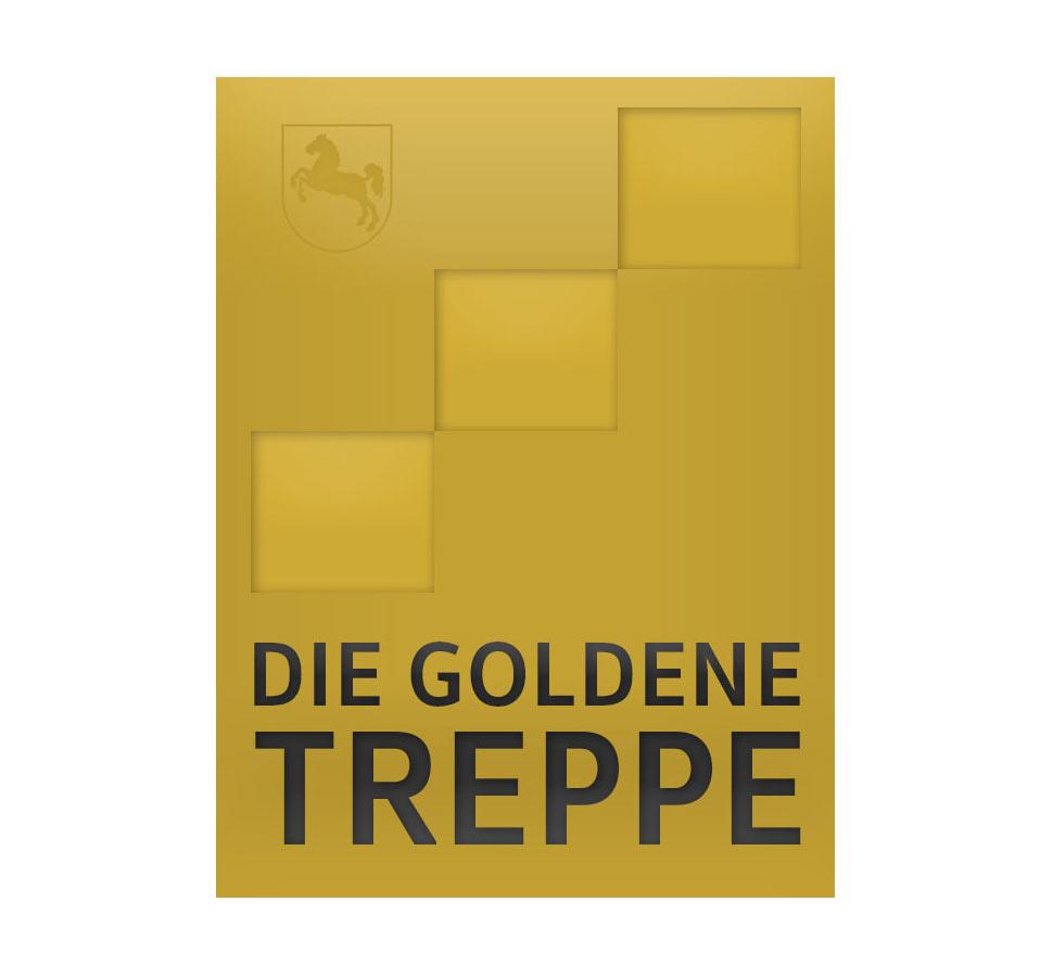 RVA gewinnt die goldene Treppe des Landes Niedersachsen